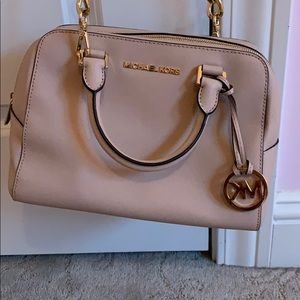 Michael Kors Rose colored Purse